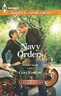 Navy Orders  (large print)