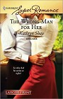 Wrong Man for Her, The [Large Print]