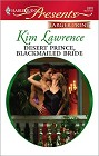 Desert Prince, Blackmailed Bride (Large Print)