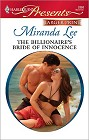 Billionaire's Bride of Innocence, The (Large Print)