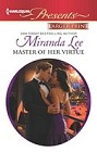 Master of Her Virtue  (large print)