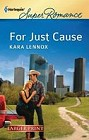 For Just Cause  (large print)