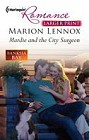 Mardie and the City Surgeon  (large print)