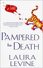 Pampered to Death (hardcover)