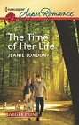 Time of Her Life, The   (large print)