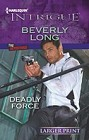 Deadly Force  (large print)