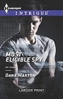 Most Eligible Spy  (large print)