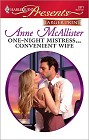 One-Night Mistress... Convenient Wife (Large Print)