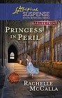 Princess in Peril  (large print)