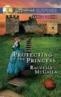 Protecting the Princess  (large print)