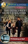 Detective's Secret Daughter, The  (large print)