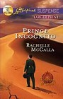 Prince Incognito  (large print)