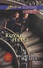 Royal Heist  (large print)