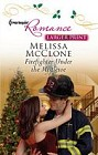 Firefighter Under the Mistletoe (large print)