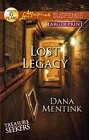 Lost Legacy  (large print)