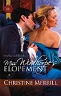 Miss Winthrope's Elopement