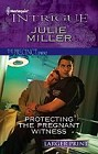Protecting the Pregnant Witness  (large print)