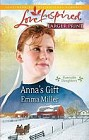 Anna's Gift  (large print)