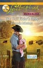 Bull Rider's Baby, The  (large print)