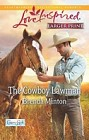 Cowboy Lawman, The  (large print)