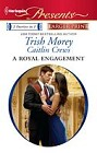 Royal Engagement, A  (large print)