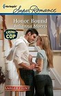 Honor Bound  (large print)