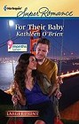 For Their Baby  (large print)