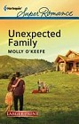 Unexpected Family  (large print)