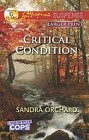 Critical Condition  (large print)