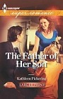 Father of Her Son, The  (large print)