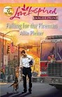 Falling for the Fireman  (large print)