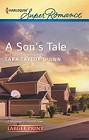 Son's Tale, A  (large print)