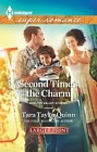 Second Time's the Charm  (large print)
