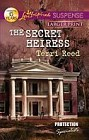 Secret Heiress, The  (large print)