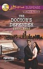 Doctor's Defender, The  (large print)