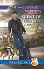 Scent of Danger  (large print)