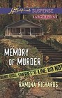 Memory of Murder  (large print)