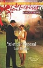Yuletide Proposal  (large print)