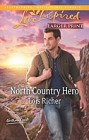North Country Hero  (large print)