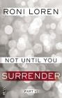 Not Until You Surrender (ebook)