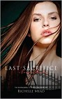 Last Sacrifice (hardcover)