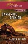 Dangerous Reunion  (large print)