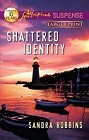 Shattered Identity  (large print)
