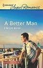 Better Man, A  (large print)