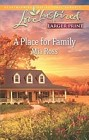 Place for Family, A  (large print)