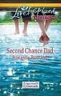 Second Chance Dad  (large print)