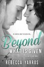 Beyond What is Given (ebook)