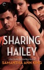 Sharing Hailey (ebook)