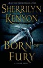Born of Fury (hardcover)