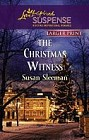 Christmas Witness, The  (large print)